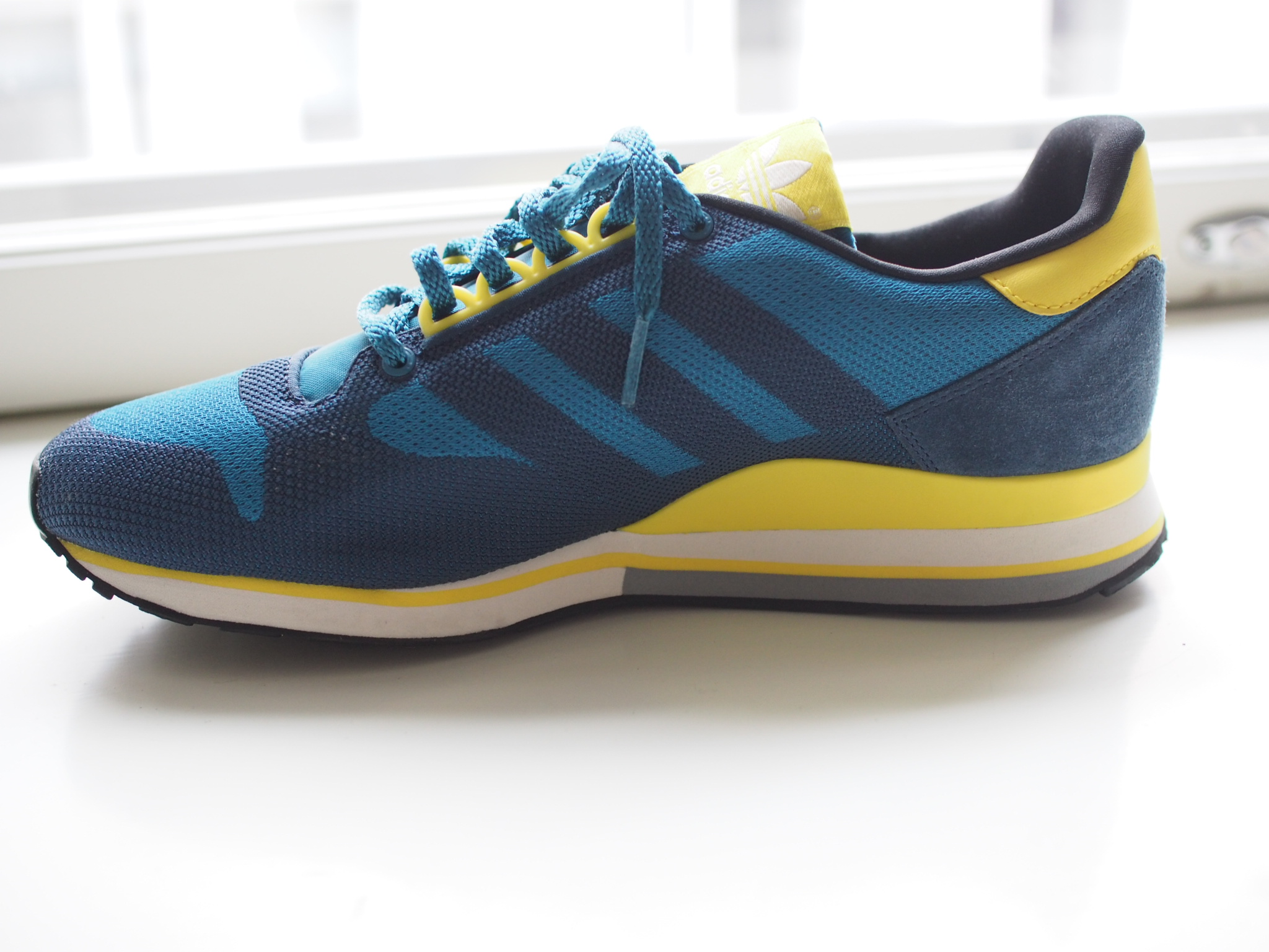 new style b73b2 01f50 cheap- adidas zx 500 blue yellow 》Over 50% discount